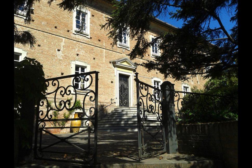 Esterno Antica Tenuta Pegazzera - Location per matrimoni colline Oltrepò Pavese