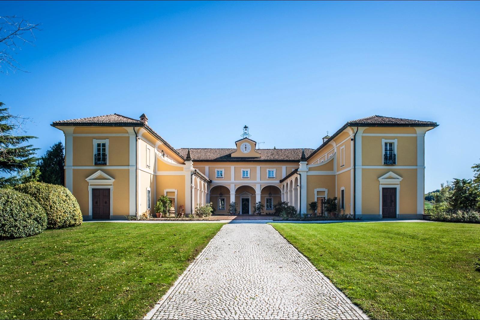 Antica Tenuta Pegazzera - Location per matrimoni colline Oltrepò Pavese