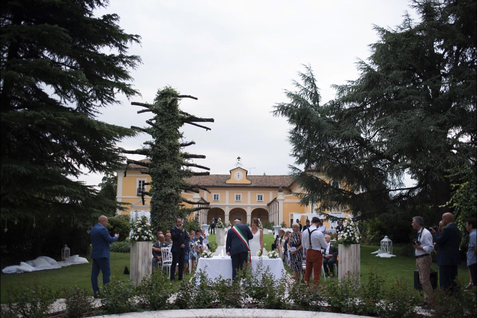 Matrimonio Civile Antica Tenuta Pegazzera - Location per matrimoni colline Oltrepò Pavese Casteggio Pavia