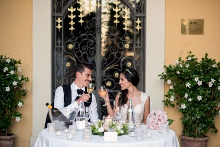 Sposi Antica Tenuta Pegazzera - Location per matrimoni colline Oltrepò Pavese